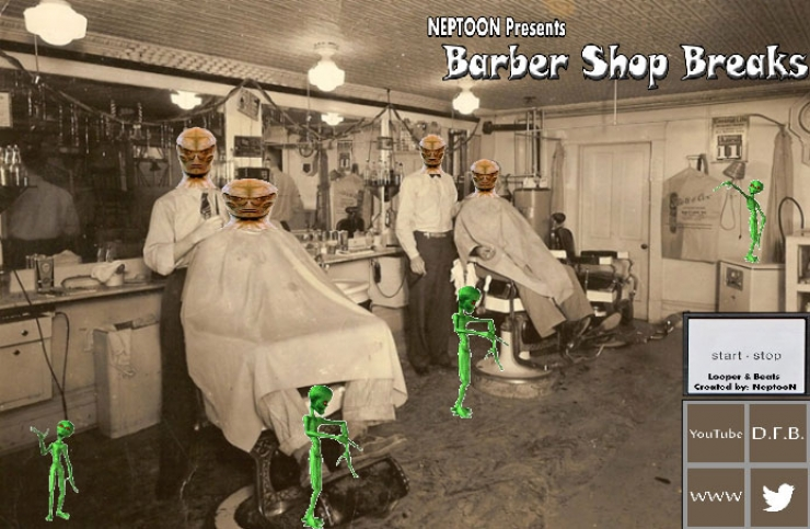 NeptooN Presents Barber Shop Breaks Vol. 1 Looper